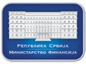 Znak Ministarstva finansija Republike Srbije